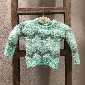 Other - Fuzzy baby sweater
